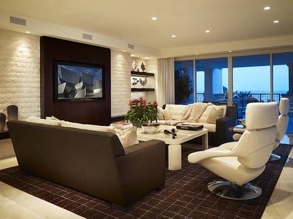 Jak osvětlit obývací pokoj